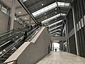 201812 Corridor Between Station Building and Platform at Fuyang Station (2).jpg