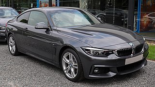 2018 BMW 420i M Sport Automatic 2.0 Front (1)