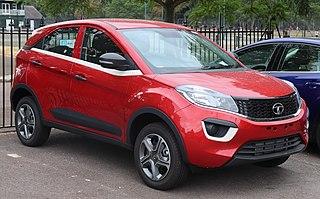 Tata Nexon Motor vehicle