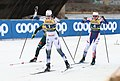 2019-01-13 Women's Teamsprint Semifinals (Heat 2) at the at FIS Cross-Country World Cup Dresden by Sandro Halank–170.jpg
