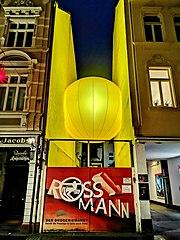 Der Geist; Lichtskulpturen Beethoven 2020 (Bonn)