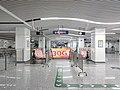 201908 Concourse-Platform Stair in Nanmendou Station Line 1 Concourse.jpg