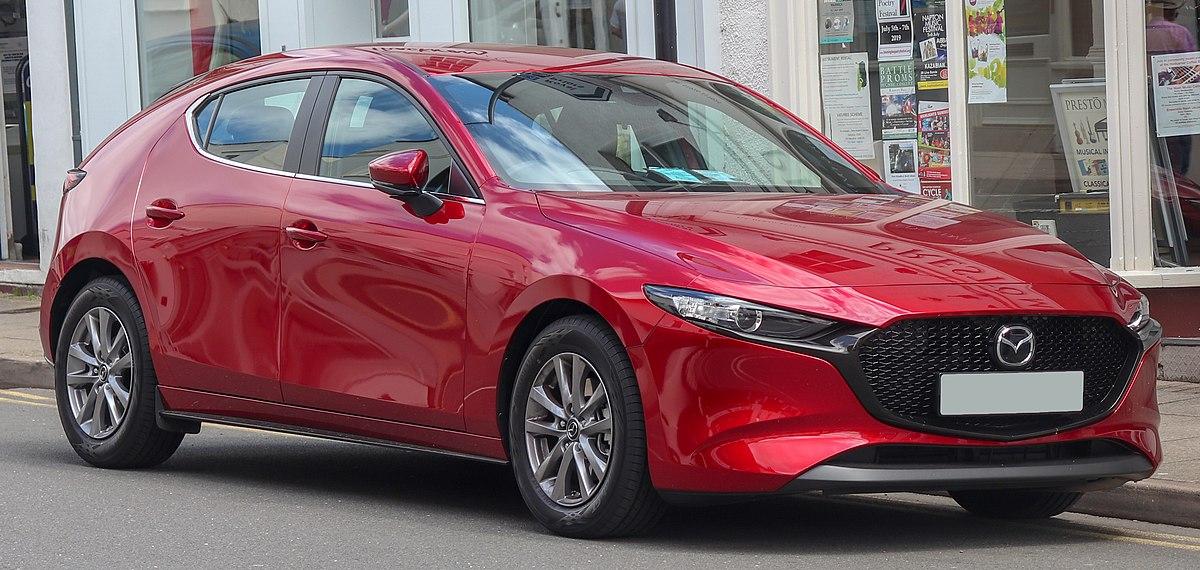 Nissan Motor Corporation >> Mazda 3 - Wikipedia, la enciclopedia libre