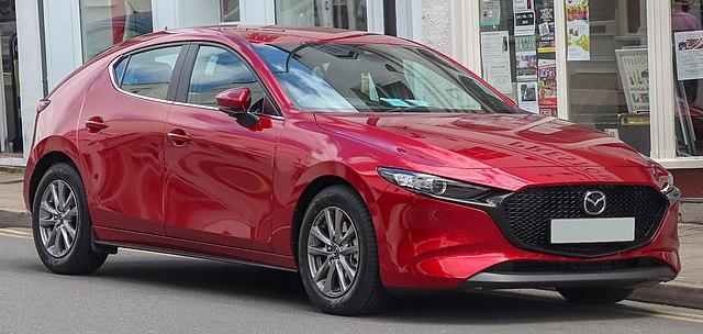 3 (BP) - Mazda