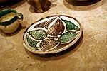 2141 - Byzantine Museum, Athens - Byzantine ceramic ware - Photo by Giovanni Dall'Orto, Nov 12 2009.jpg