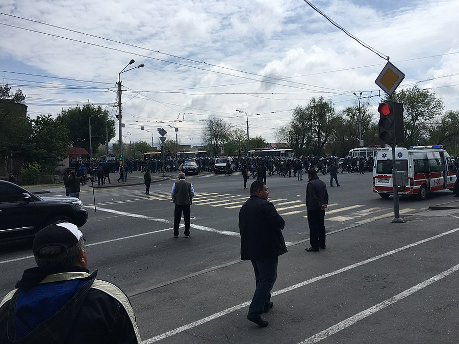 22.04.2018 Protest Demonstration, Yerevan 26.jpg