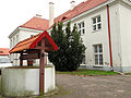 220913 Right outbuilding at Bishops Palace in Wolbórz - 01.jpg