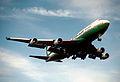 235ca - Eva Air Boeing 747-45E (M), B-16461@LHR,15.05.2003 - Flickr - Aero Icarus.jpg
