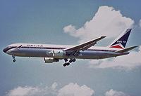 N186DN - B763 - Delta Air Lines