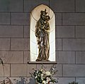 31- Église Notre-Dame de la Dalbade - chapelle de Notre-Dame de la Dalbade – Statue de Notre-Dame de la Dalbade.jpg