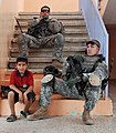 319th AFA soldiers chillin' out in Iraq.jpg