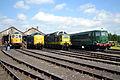 33108, D9009, 55019 &18000 - Didcot Railway Centre (8863753053).jpg