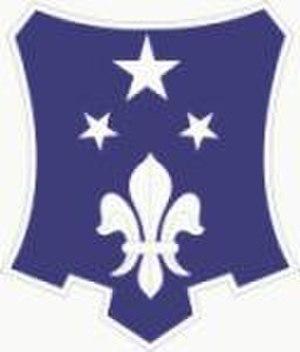 351st Infantry Regiment (United States) - Regimental Distinctive Unit Insignia