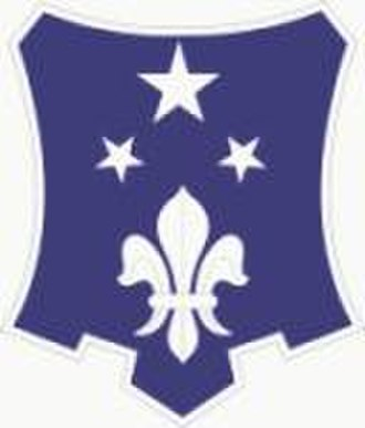 88th Infantry Division (United States) - Image: 351st Regiment Distinctive Unit Insignia