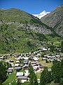 3807 - Winkelmatten - View from Gornergratbahn.JPG