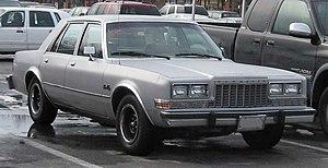 Chrysler M platform - Image: 3rd Plymouth Gran Fury