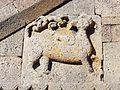 414 Chimère sculptée sur le portail du caransérail du col de Selim.JPG