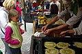 5.9.15 Ceske Krumlov Monastery Market 3 (21029444129).jpg