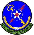 514 Logistics Support Sq (later 514 Maintenance Operations Flt) emblem.png