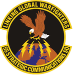 55 Strategic Communications Sq emblem.png