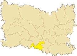 Шантийи (кантон)