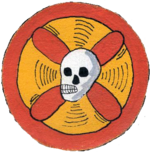 6th Night Fighter Squadron - Emblem