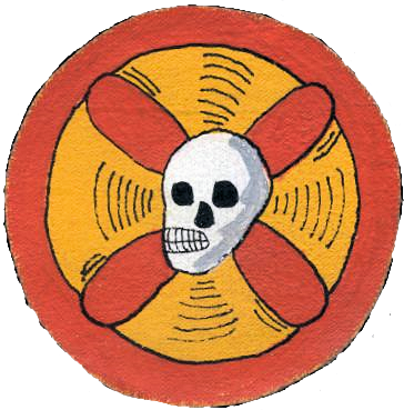 6th Night Fighter Squadron - Emblem
