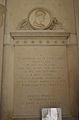 7074 - Venezia - La Fenice - Monumento ad Antonio Selva (1753-1819) -1837- - Foto Giovanni Dall'Orto, 6-Aug-2007.jpg