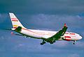 77ax - Canada 3000 Airbus A330-200; C-GGWA@ZRH;31.10.1999 (6520879641).jpg