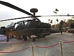 8- Saudi Arabian National Guard AH-64 Apache (My Trip To Al-Jenadriyah 32)
