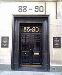 Hatton Garden safe-deposit facility