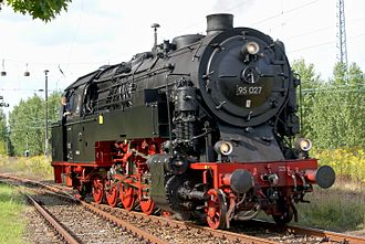 2-10-2 - Prussian T 20, class BR95
