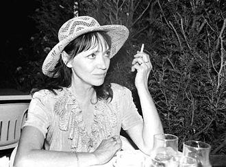 Anna Karina - Karina in 1994