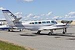 AAM Group (VH-EYQ) Reims-Cessna F406 Caravan II at Wagga Wagga Airport.jpg