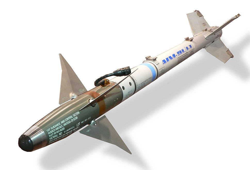 AIM 9L Sidewinder (modified) copy