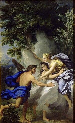 Alpheus (deity) - Image: ALPHEE ET ARETHUSE