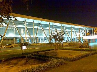 Navsari district - Sardar Vallabhbhai Patel International Airport, Ahmedabad