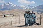 Afghan National Police (ANP)