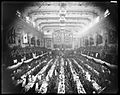 ANZAC Day 1916 dinner for returned soldiers, Town Hall, Sydney (15189333756).jpg