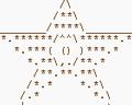 ASCII Barnstar.PNG
