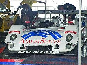 Riley & Scott - A Riley & Scott Mk III C seen used in the American Le Mans Series in 2003.