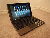 Image illustrative de l'article ASUS Eee Pad Transformer
