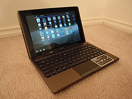 ASUS Eeepad Transformer with Dock Keyboard.JPG