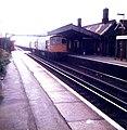 A Class 33 locomotive passes through Goring-on-Sea Railway Station - geograph.org.uk - 2183920.jpg