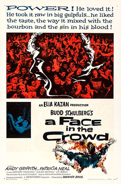 Picture of a movie: A Face In The Crowd