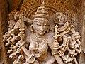 A beautiful Sculpture of a deity.jpg