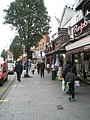 A busy Saturday lunchtime in The Broadway - geograph.org.uk - 1524741.jpg