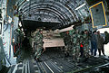 A cameraman interviews a crew member inside the fourth production C-17A Globemaster III F-3006-SPT-94-000002-XX-0025.jpg