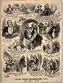 A dozen scenes presenting the manifold aspects of a family d Wellcome V0011234.jpg