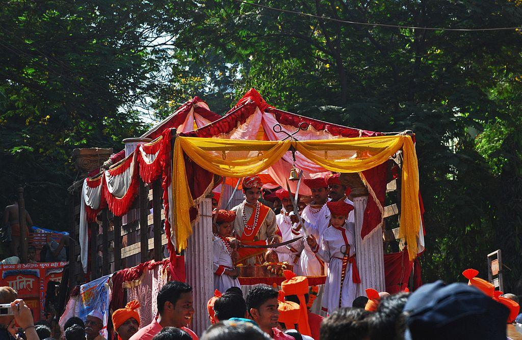 Gudi Padwa Festival File:A new year proces...